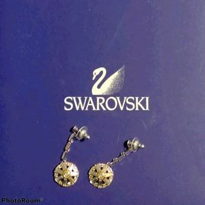 Swarovski Regency Earrings